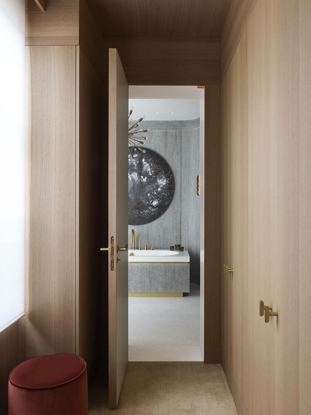 bronze decoratif salle de bain